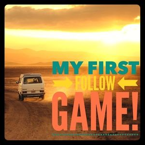 FOLLOW GAME...Let's grow together!